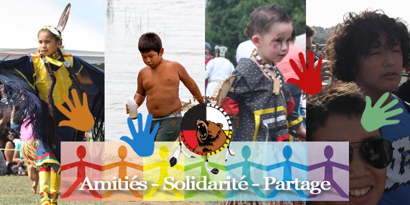 Apprentissage de Journée pour les enfants - Culture amérindienne, à la découverte des 1ères Nations août 2017