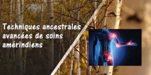 Techniques ancestrales de soins amérindiens pour les thérapeutes