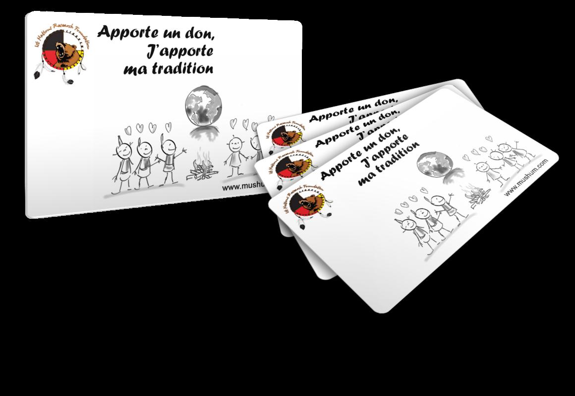 aide pour les enfants autochtones sur mushum.com