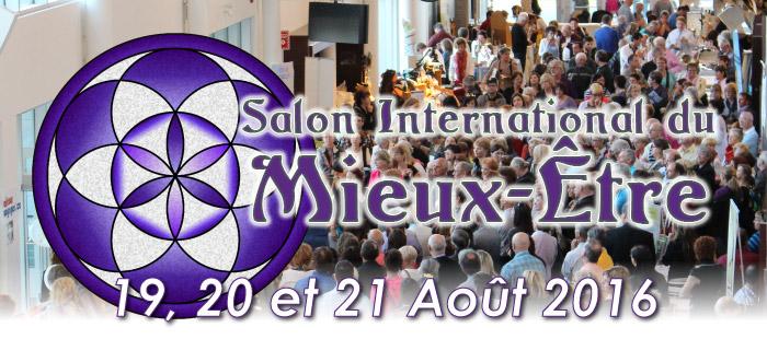 Salon International du Mieux-être à Levis - Québec