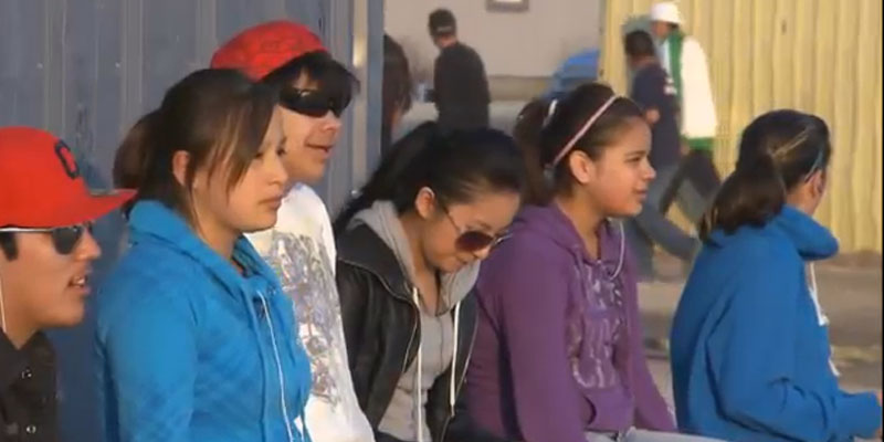 Suicide chez les jeunes amérindiens
